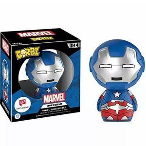 Funko Dorbz Marvel Iron Patriot Vinyl